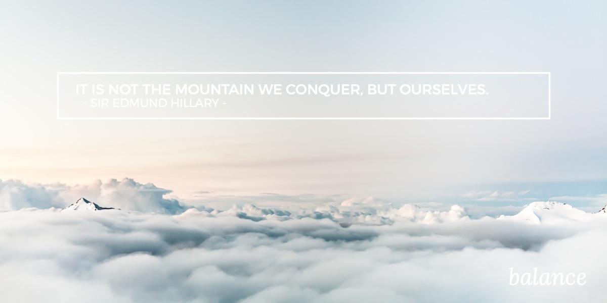 ina Martin - Start here - Conquer thyself
