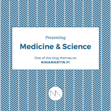 Presenting Blog Categories: Medicine & Science