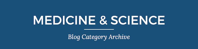 Blog archive header 2 Science & Medicine | Nina Martin