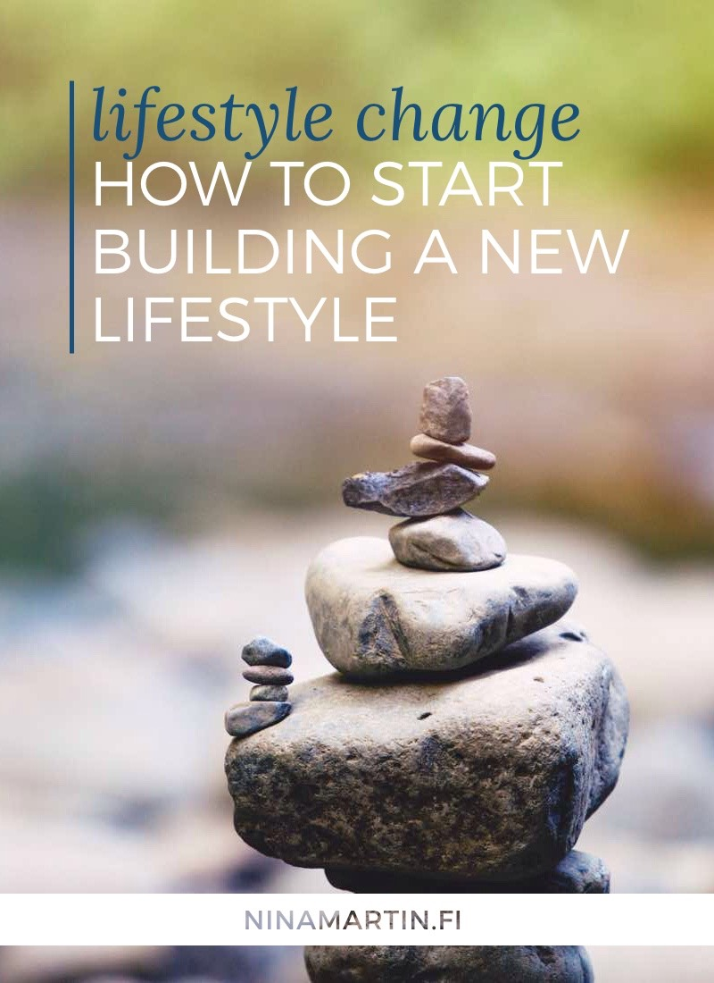 A lifestyle change of body and mind, saying no to free up time, being ready to change, limited resources of willpower when changing habits.