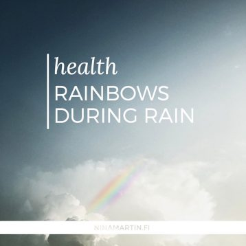 Rainbows During Rain